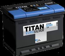 TITAN EURO SILVER 61.0 VL 620A EN
