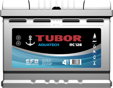TUBOR AQUATECH RC128