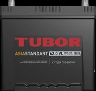 TUBOR ASIA STANDART 6СТ-62.0 VL B01