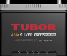 TUBOR ASIA SILVER 6СТ-77.0 VL B01