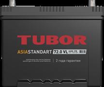 TUBOR ASIA STANDART 6СТ-72.0 VL B01