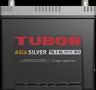 TUBOR ASIA SILVER 6СТ-70.1 VL B01
