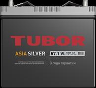 TUBOR ASIA SILVER 6СТ-57.1 VL B00