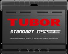 TUBOR STANDART 6СТ-60.0 VL