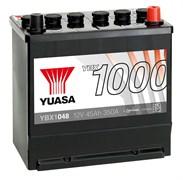 Yuasa YBX1048 45Ah 350A R+