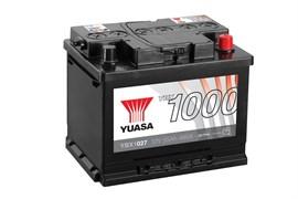 Yuasa YBX1027 55Ah 480A R+