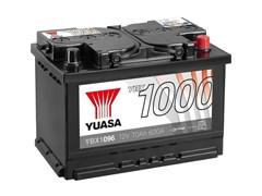 Yuasa YBX1096 70Ah 620A R+