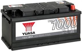 Yuasa YBX1017 85Ah 770A R+