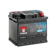 Yuasa YBX9012 50Ah 520A AGM Start Stop R+
