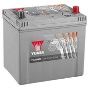 Yuasa 12V 65Ah 550A R+