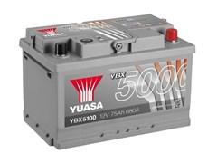 Yuasa 12V 75Ah 680A R+