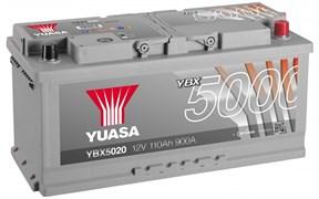 Yuasa 12V 110Ah 900A R+