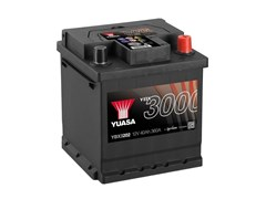 Yuasa 12V 40Ah 360A SMF Battery R+