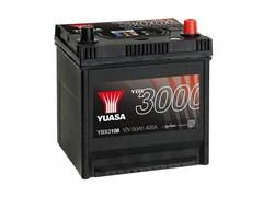 Yuasa 12V 50Ah 400A SMF Battery R+