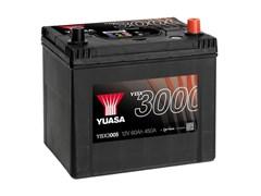 Yuasa 12V 60Ah 450A SMF Battery R+