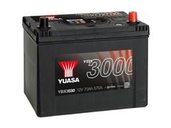 Yuasa 12V 70Ah 570A SMF Battery R+
