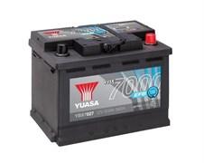 Yuasa 12V 60Ah 560A EFB Start Stop Battery R+
