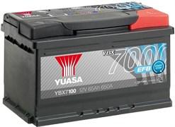 Yuasa 12V 65Ah 650A EFB Start Stop Battery R+