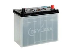 Yuasa 12V 45Ah 370A EFB Start Stop Battery R+