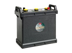Yuasa 6V 260Ah 690A Classic Battery R+