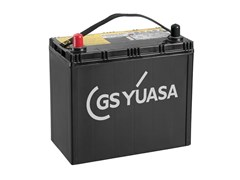 Yuasa HJ-S46B24R GS Auxiliary AGM Battery L+
