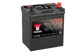 Yuasa 12V 36Ah 330A SMF Battery R+