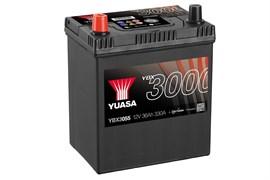 Yuasa 12V 36Ah 330A SMF Battery L+