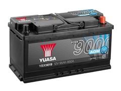 Yuasa YBX9019 95Ah 850A AGM Start Stop R+