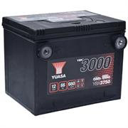 Yuasa 12V 66Ah 660A SMF Battery L+