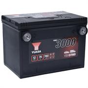 Yuasa 12V 74Ah 740A SMF Battery L+