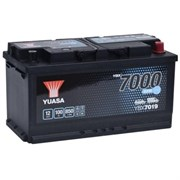 Yuasa 12V 100Ah 850A EFB Start Stop Battery L+
