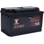 Yuasa 12V 85Ah 760A SMF Battery R+