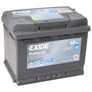 EXIDE Premium EA601 - 60Ah 600A
