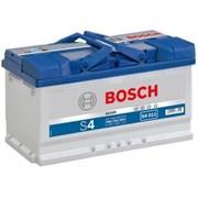 BOSCH S4 011 Silver - 80Ah 740A