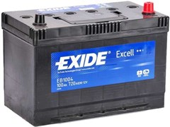 EXIDE Excell EB1004 - 100Ah 720A