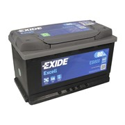 Exide Excell EB800 - 80Ah 640A