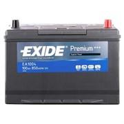 EXIDE Premium EA1004 - 100Ah 850A