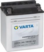 VARTA POWERSPORTS Freshpack - 14Ah 190A (12N14-3A/YB14L-A2)